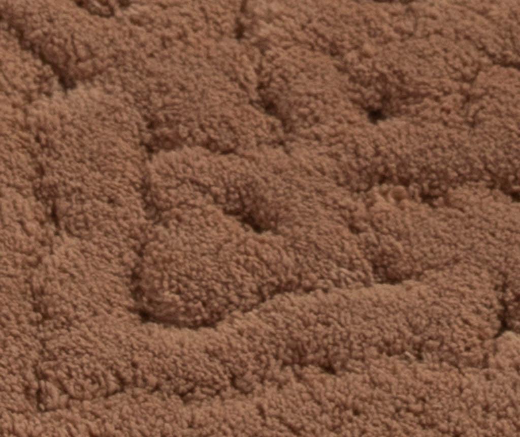 Holly Round Brown 2 db Fürdőszobai szőnyeg