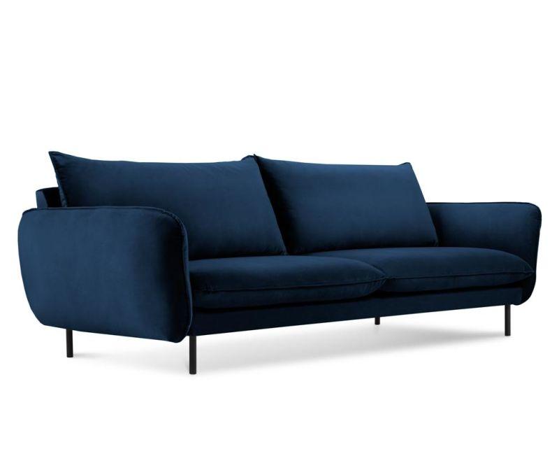 Canapea 3 locuri Vienna Royal Blue