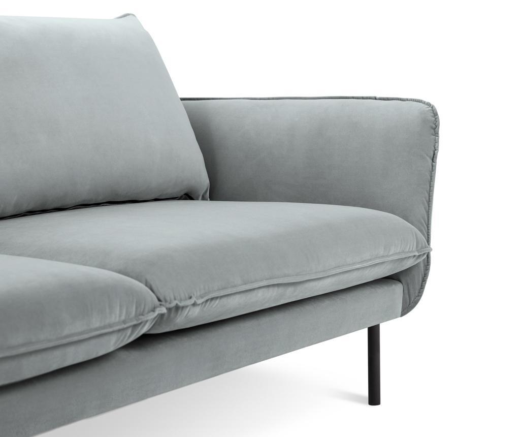 Kauč trosjed Vienna Light Grey