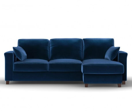 Coltar extensibil dreapta Relax Royal Blue