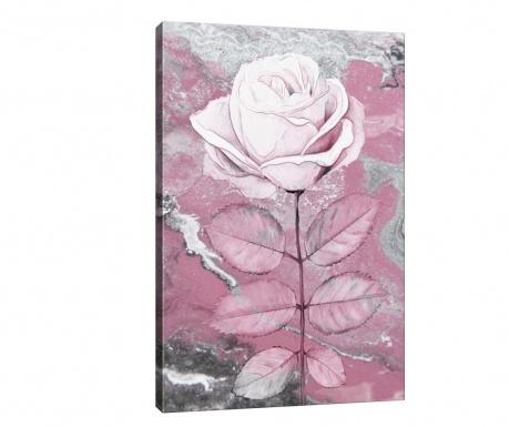 Leaf Rose Kép 70x100 cm