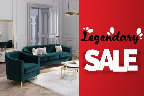 Legendary Sale: Canapele si fotolii