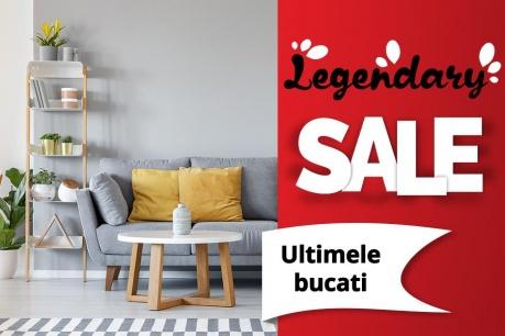 Legendary Sale: Ultimele bucati