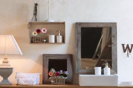 Luxe Lodge romantikus légkör