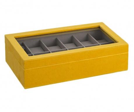 Κουτί ρολογιών με καπάκι Classic