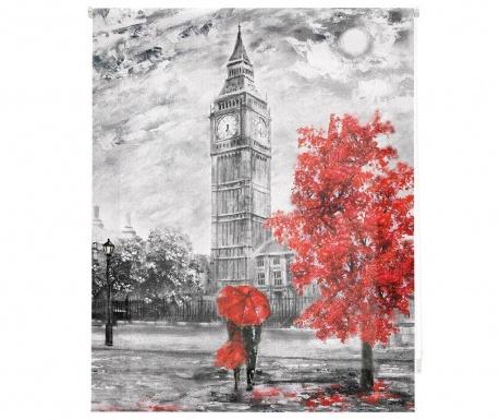 Jaluzea tip rulou Big  Ben Art 160x180 cm