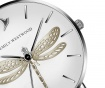 Ženski ručni sat Emily Westwood Dragonfly Silver