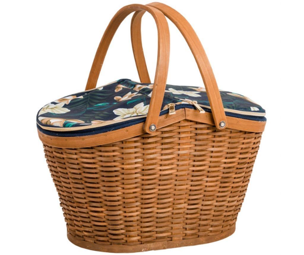 Cos de picnic echipat Java