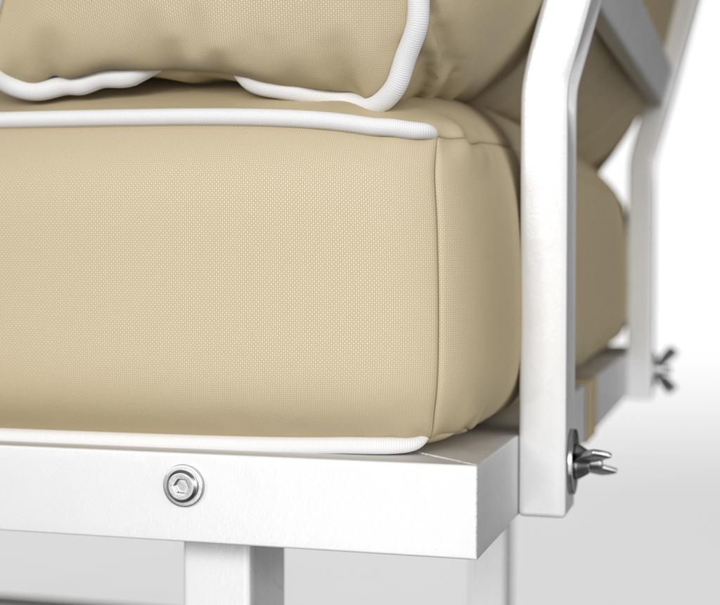 Sklopiva stolica za vanjski prostor Marco Beige