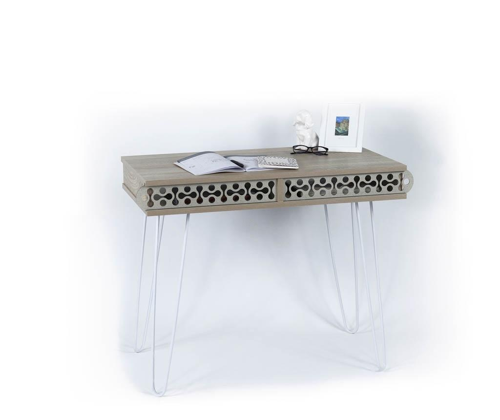 Illia All Cream Íróasztal