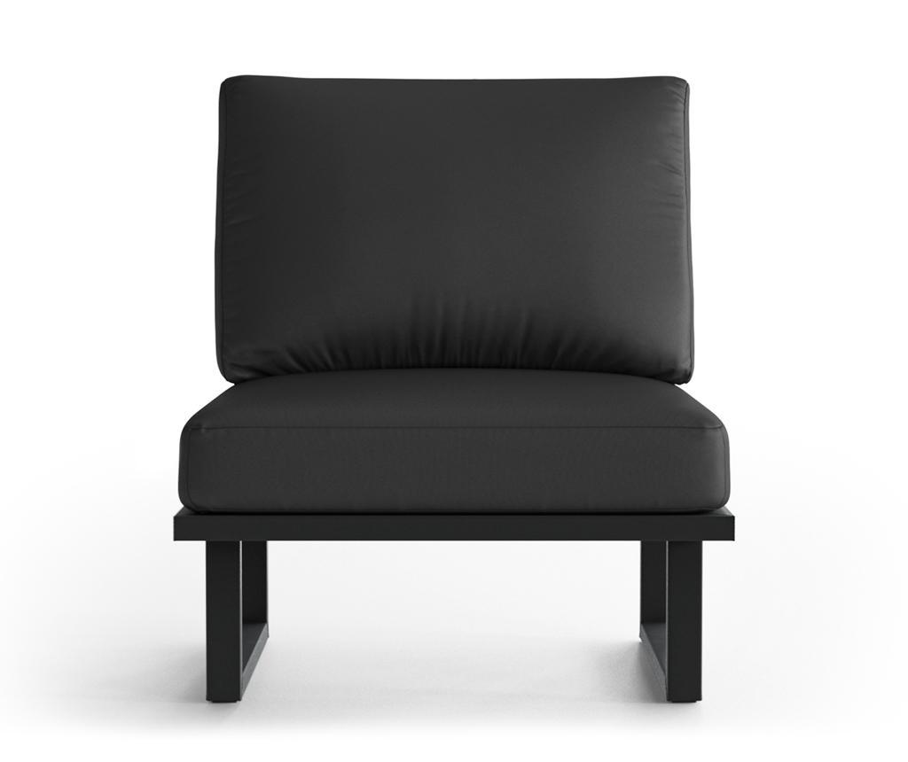 Stolica za vanjski prostor Sam Anthracite