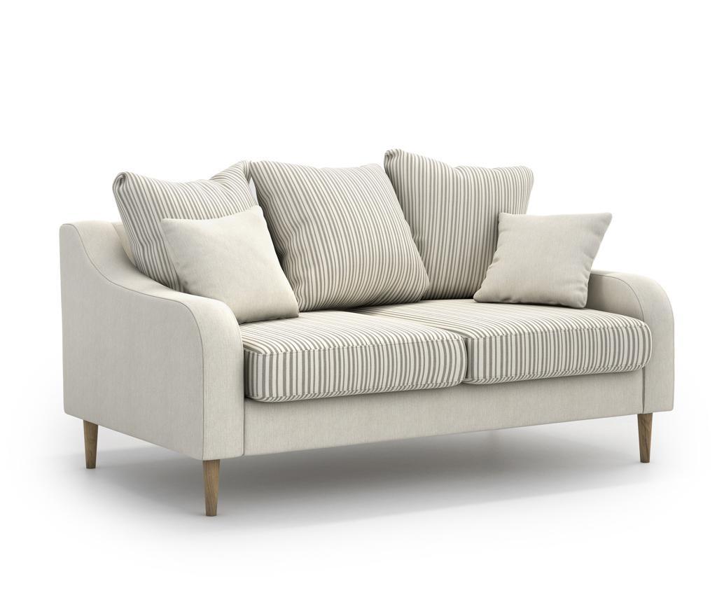 Canapea 2 locuri Benito Kongo Beige