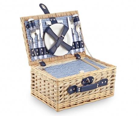 Piknik košara opremljena za 2 osebi Sailor