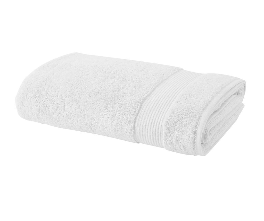 Prosop de baie Basic White 50x90 cm