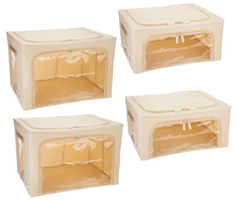 Set 4 organizatoare Lisa Cream
