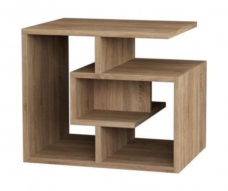 Maze Oak Asztalka
