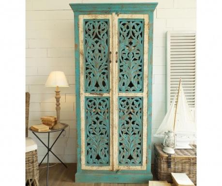 Dulap Style Wood Turquoise