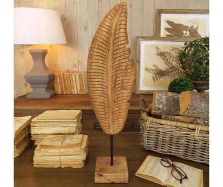 Decoratiune Leaf Wood