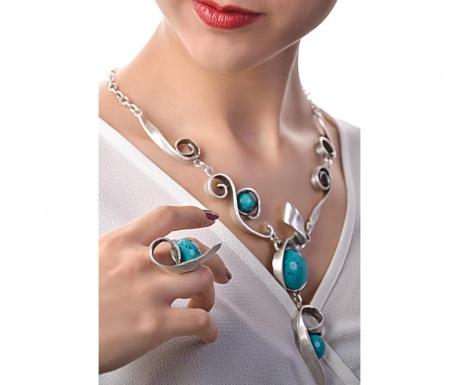 комплект пръстен и огърлица Mariah