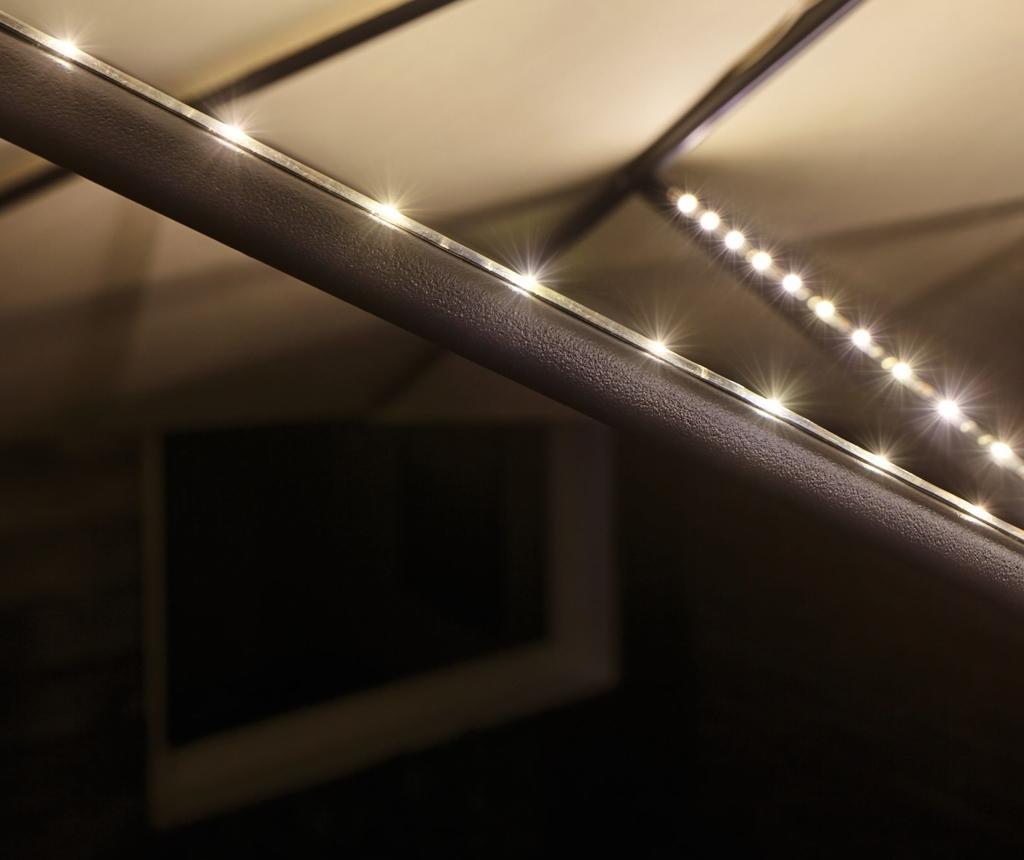 Strip Napelemes fényfüzér