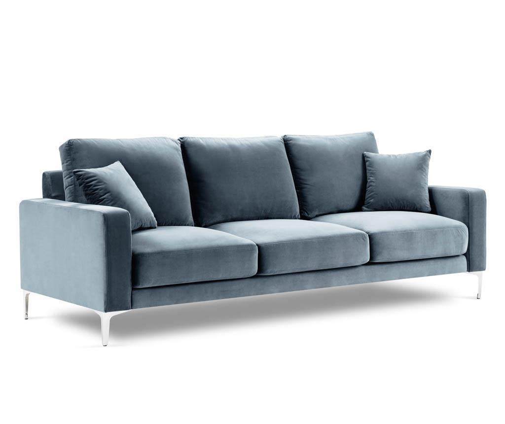 Kauč trosjed Lyrique Light Blue