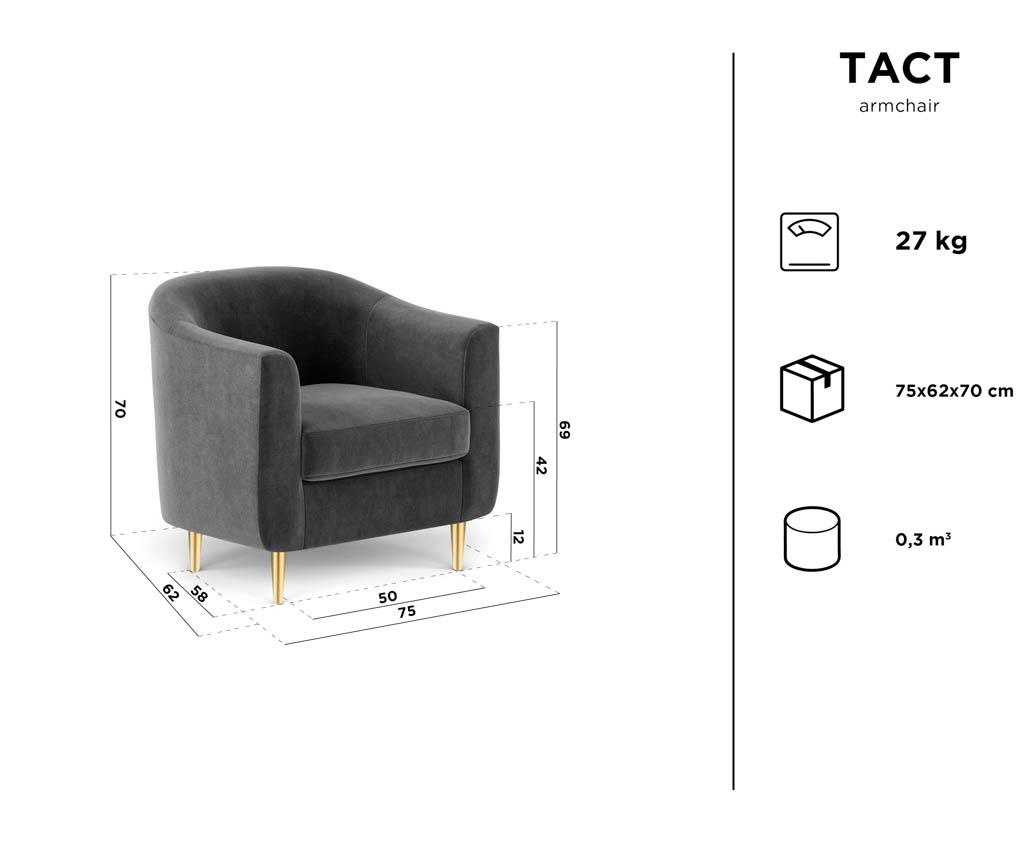 Stolica Tact Beige