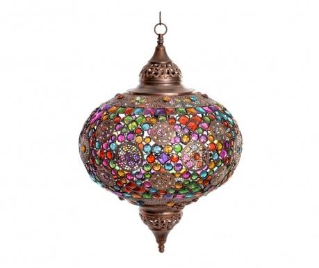 Závesná lampa Ethnic