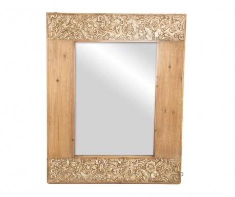 Zrkadlo Brown Floral