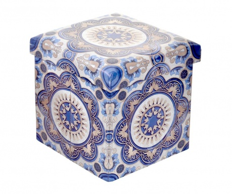 Skladacia úložná krabica s vekom Orient Star