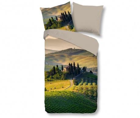 Posteljina Single Tuscan Green