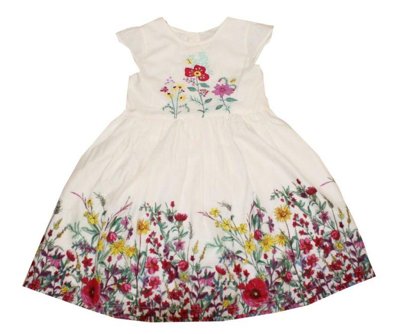 Otroška obleka Emby 7-8 let