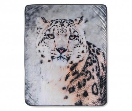 Одеяло Snow Leopard Grey 130x160 см