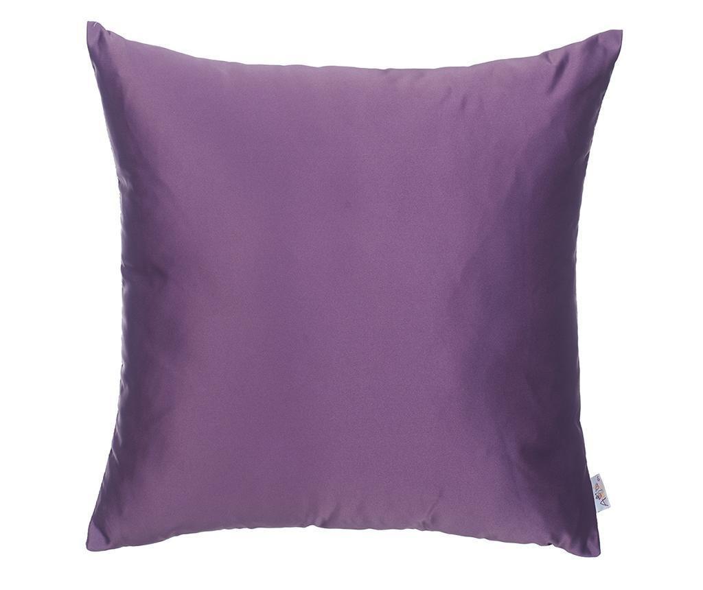Perna decorativa Full Purple 43x43 cm