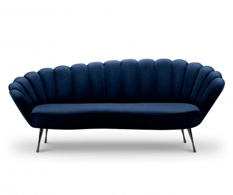 Sofa Wagram Royal Blue