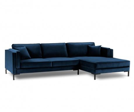Desna sedežna garnitura Luis Royal Blue