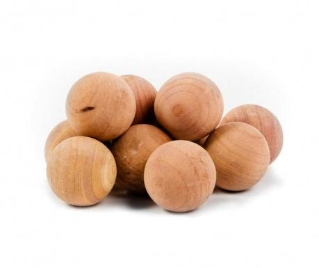 Bile din lemn parfumate Boite