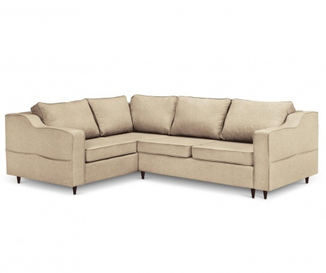 Coltar extensibil stanga Narcisse Beige