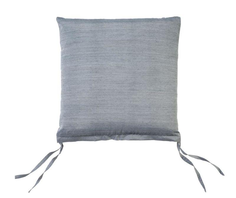 Jastuk za sjedalo Kate Light Blue 40x40 cm