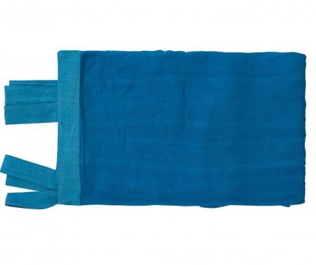 Zavesa Carol Turquoise 130x300 cm