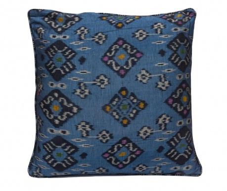 Ukrasni jastuk Edd Blue Grey 45x45 cm