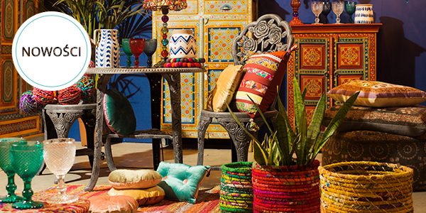 Orientalny design Novita Home