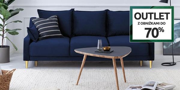 Outlet: Sofy i fotele
