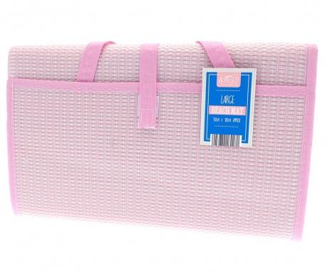 Рогозка за плаж Craft Pink 150x180 см