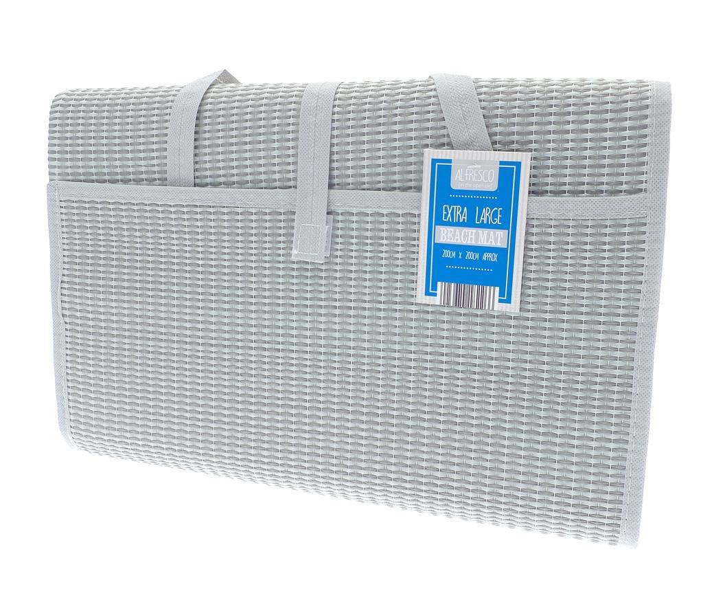 Rogojina Craft Grey 200x200 cm