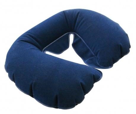 Perna gonflabila pentru gat Comfort Blue