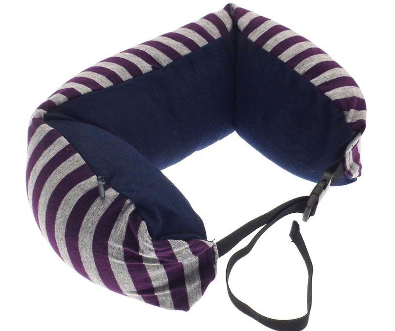 Blazina za vrat Stripe Purple