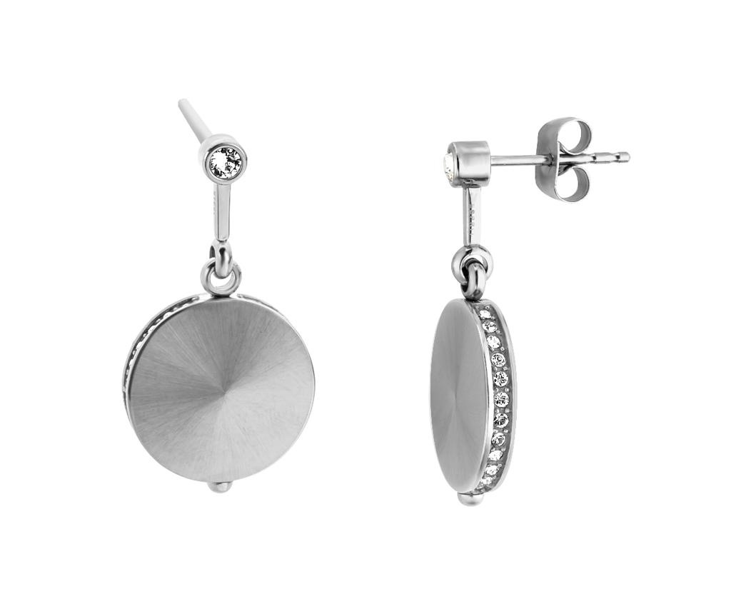 Cercei Esprit Classy Silver Tone