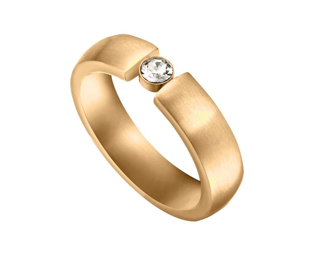 Prstan Esprit Craving Gold Tone 18 mm