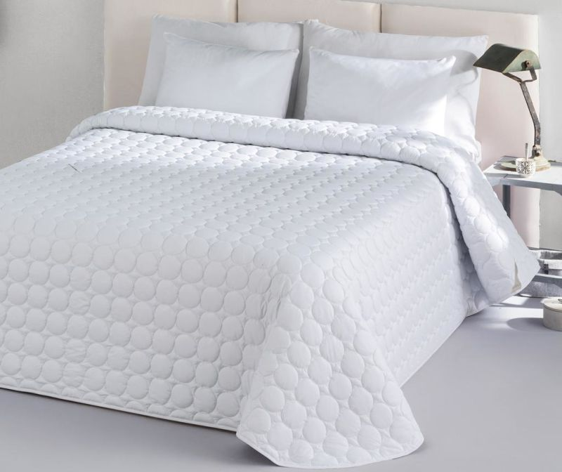 Cuvertura Exclusiva  Disco Blanco 180x260 cm