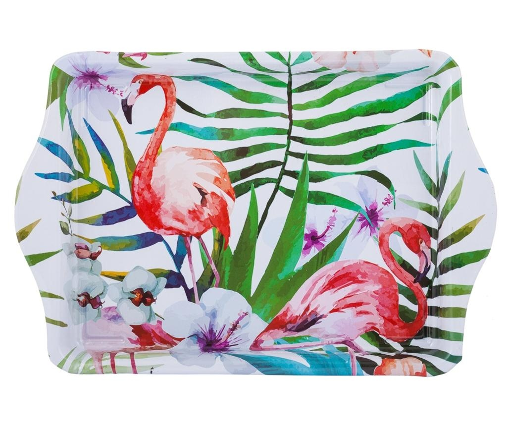 Flamingo Szervírozó tálca